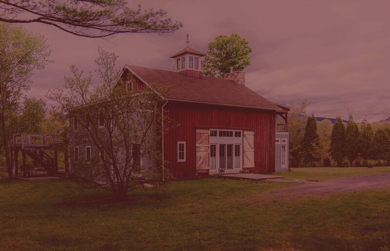 Home | Barn on the Pond Lodging and Events